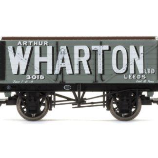 Hornby 7 Plank Wagon, Arthur Wharton - Era 3