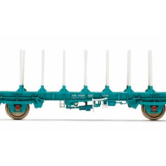 Hornby OTA Timber Wagon (Parallel Stanchions), Transrail - Era 8