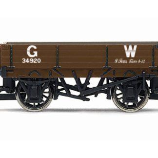 Hornby 3 Plank Wagon, GW '34920' - Era 3