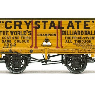 Hornby 7 Plank Wagon, Crystalate - Era 3