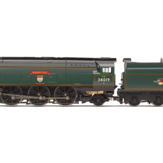 BR (Original) West Country Class, 4-6-2, 34019 Bideford - Era 5
