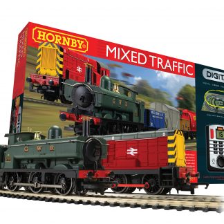 Hornby R1236 Mixed Traffic Digital Train Set