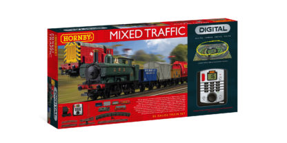Hornby R1236 Mixed Freight Traffic Train Set