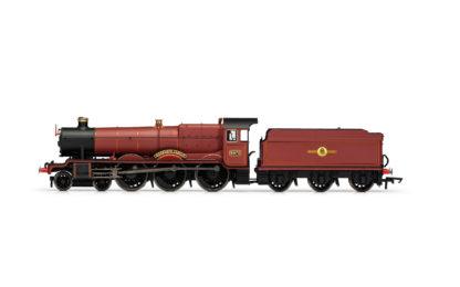 Hornby R3804 Hogwarts Castle Locomotive