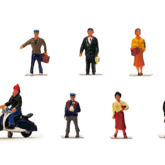 Hornby R7115 City People Pack