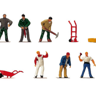 Hornby R7117 Working People Pack