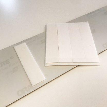 Self-adhesive foam pads