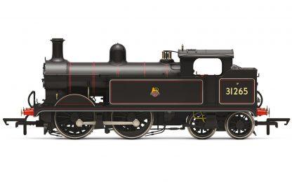 Hornby BR, H Class, 0-4-4T, 31265 - Era 4