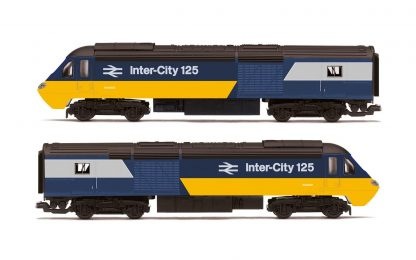 Hornby BR InterCity, Class 43 HST Pack, Power Cars W43002 and W43003 - Era 7