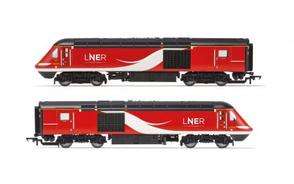 Hornby LNER, Class 43 HST, Power Cars 43315 and 43309 - Era 11
