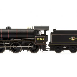 Hornby BR, K1 Class, 2-6-0, 62065 Steam Locomotive - Era 5