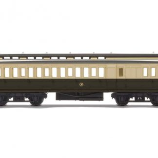 Hornby GWR Clerestory Brake Coach - Era 2