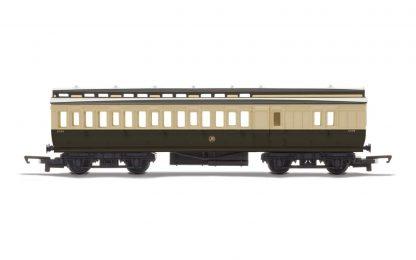 Hornby GWR Clerestory Brake Coach - Era 2