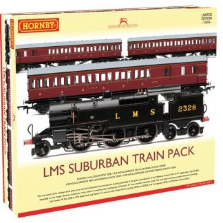 Hornby LMS Suburban Train Pack (R3397)