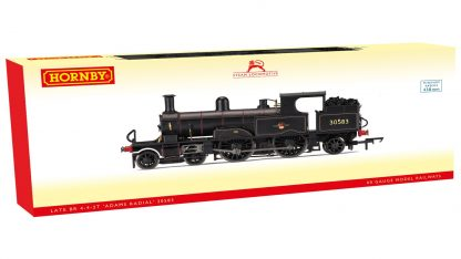 Hornby BR, Adams Class 415, 4-4-2T, 30583, Late BR Steam Locomotive - Era 5