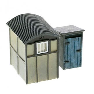 Hornby Skaledale Utility Lamp Huts