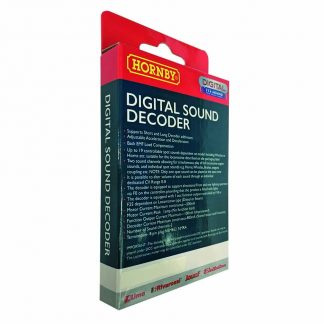 Hornby R8114 TTS Sound Decoder - Black 5