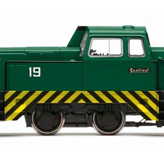 Hornby Barrington Light Railway, Sentinel 4wDH, No. 19 - Era 8